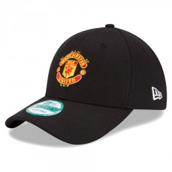 New Era - Manchester United Black 9Forty
