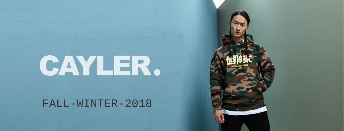 Cayler and sons Fall Winter 2018